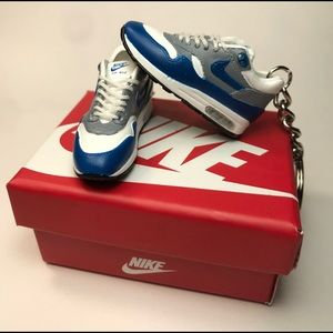 3D keychains - Sneakers - Air max - Hype.